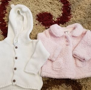 6m winter sweater/jacket